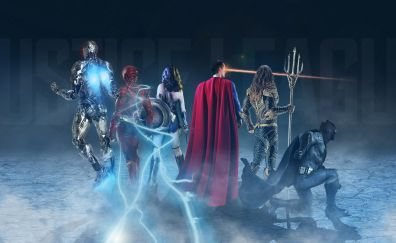 Justice league superheroes artwork 4k 8k | marvel | Justice