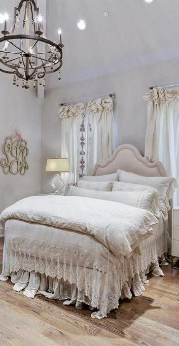 15 Beautiful Shabby Chic Bedroom Ideas For Women Chic Master Bedroom Shabby Chic Bedrooms Shabby Chic Master Bedroom