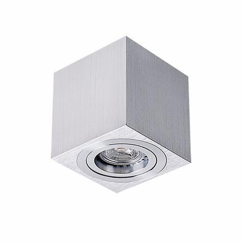 Opbouwspot Kantelbaar Vierkant Duce I Verlichting Led Interieur