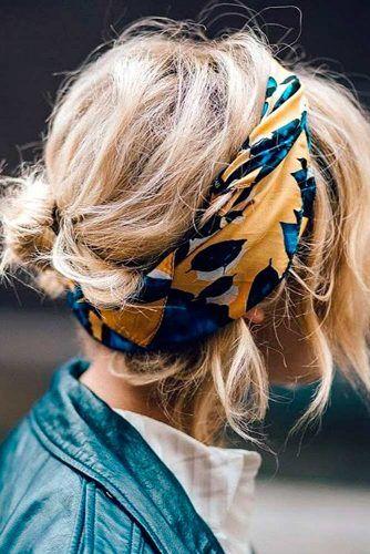 Super Cute Easy Hairstyles For Short Hair Best Hairstyle Hochsteckfrisur Frisur Hochgesteckt Hippie Frisur