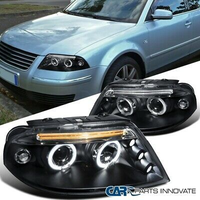 Hid Xenon 97 03 Ford F150 Led Tube Projector Headlights Black Coches Personalizados Camioneta F150 Camionetas