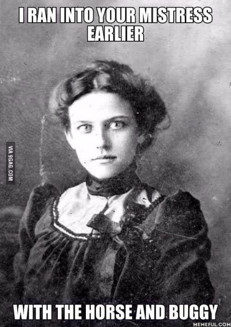 Victorian Era Overly Attached Girlfriend