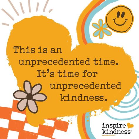 Inspire Kindness is a community created to make the world a kinder place. Be intentional with random acts of kindness & change the world one kind act at a time. Act Of Kindness Quotes, Kindness For Kids, Compassion Quotes, Kindness Ideas, Kindness Projects, Kindness Activities, Mental Health Quotes, Mental Health Awareness, Happy Tuesday Quotes