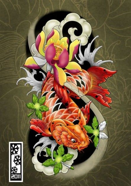 Tattoo Designs Arm Water Colors 57 Trendy Ideas Koi Dragon Tattoo Koi Tattoo Design Koi Tattoo Sleeve
