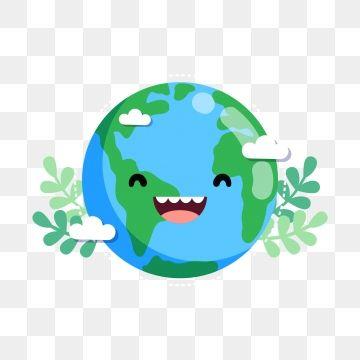 Png Earth Cartoon Seni Gambar