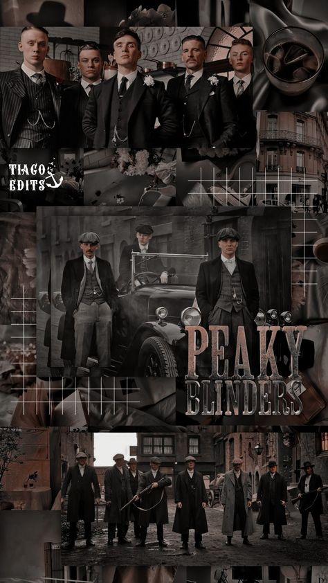 Wallpaper - Peaky Blinders