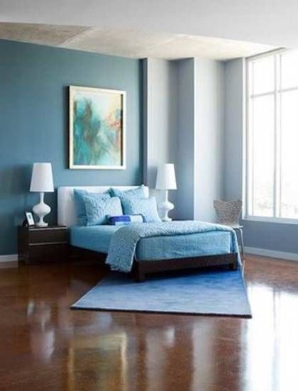 19 Recommended Small Bedroom Ideas 2020 Light Blue Bedroom Blue Bedroom Colors Blue Bedroom Decor