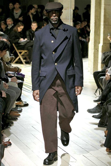 Yohji Yamamoto Fall 2012    Jacket :-)