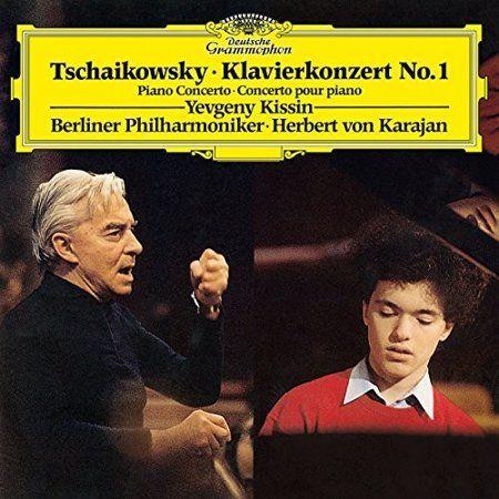 Evgeny Kissin Piano Concerto No 1 In B Flat Minor Op 23 Vinyl Walmart Com Herbert Von Karajan Kissin Piano