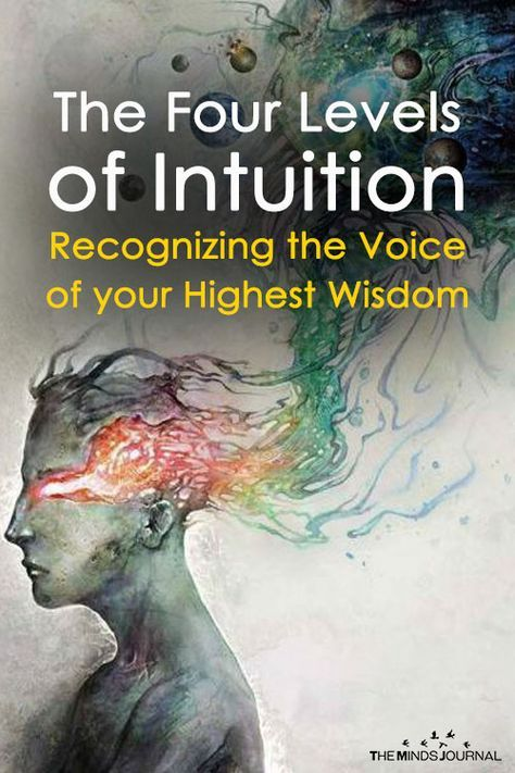 The Four Levels of Intuition - Recognizing the Voice of your Highest Wisdom - Page 2 of 2 - The Minds Journal Spiritual Gifts, Spiritual Guidance, Spiritual Awakening, Spiritual Warfare, Psychic Development, Deep Meditation, Psychic Abilities, Empath Abilities, Subconscious Mind