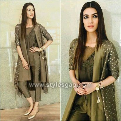 Front Open Double Shirt Dresses Designs Collection 2020 2021
