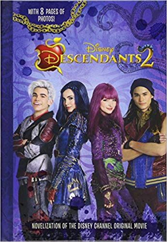 Pin By Halennys On Libros Disney Descendants 2 Disney Descendants Disney Descendants Party
