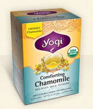 Chamomile Tea - The most bladder friendly of all the herbal teas, we suggest trying this tea. Can be very soothing during flares, day to day morning drinks, etc. etc.