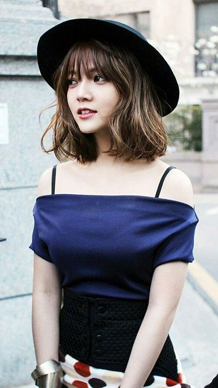 28 Asiatische Kurze Frisuren Korean Short Hair Asian Short Hair