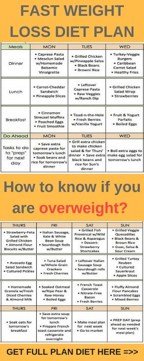 diet and fitness plan for quick weight loss