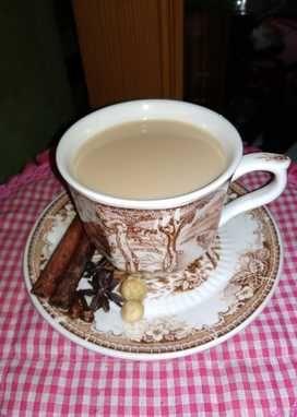 Chai Tea Latte Masala Tea Teh Rempah Ala India Resep Minuman Minuman Resep