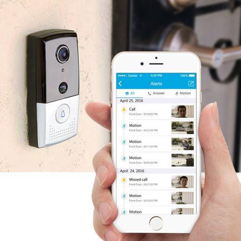 Zmodo Doorbell Smart Wi Fi Video Doorbell Smart Wifi Video Doorbell Doorbell