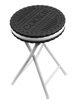 Taboret Ciastko Cookie Skladany Siedzenie Stolek 6896559808 Oficjalne Archiwum Allegro Home Decor Stool Decor
