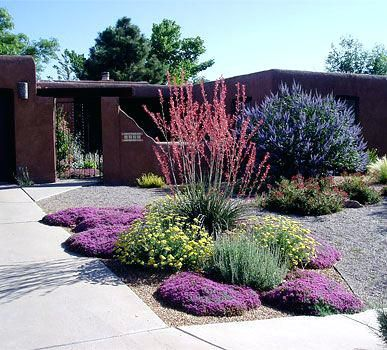 Front Yard Desert Landscaping Low Water Front Yard With Gravel Landscapes Inc Small Front Yard Landscaping Water Wise Landscaping Drought Resistant Landscaping