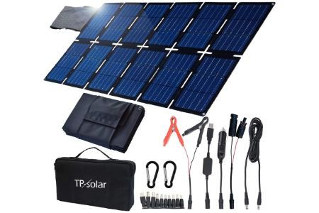 The 9 Best Portable Solar Panels For Camping Reviews In 2020 In 2020 Solar Panel Charger Portable Solar Panels Best Solar Panels
