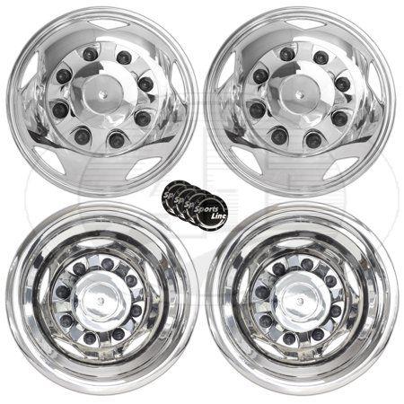 Auto Tires Hub Caps Dually Wheels Chevy