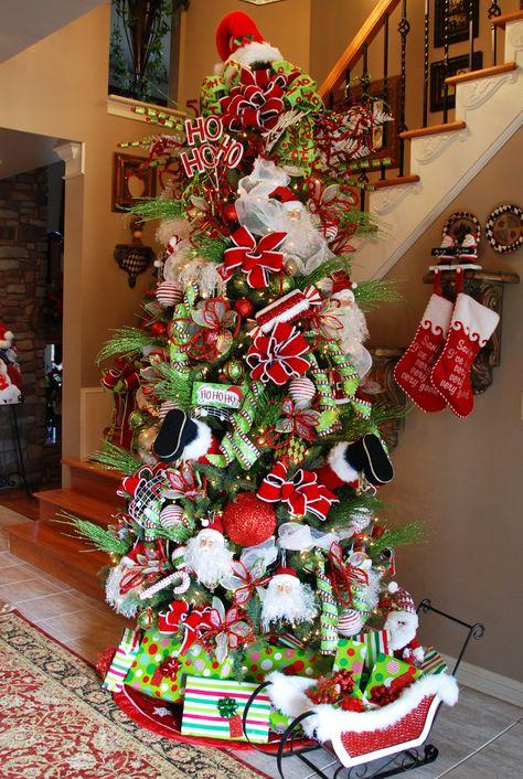 Hohoho Christmas Tree