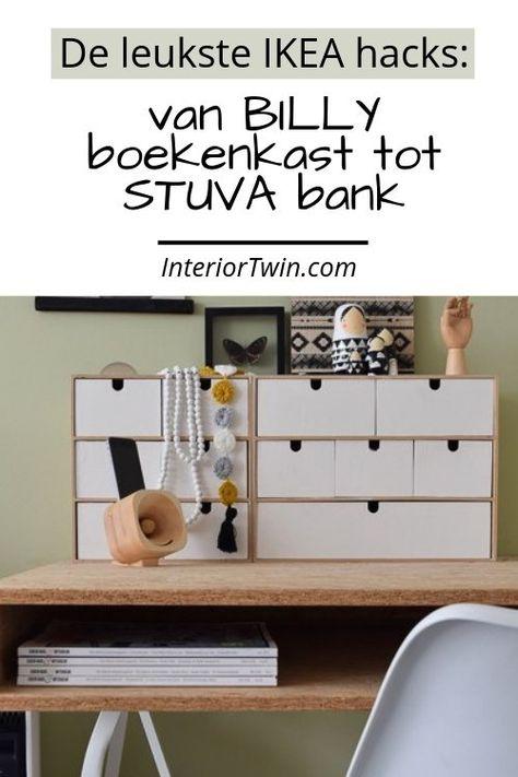 Billy Tv Kast.De Leukste Ikea Hacks Van Billy Boekenkast Tot Stuva Bank Ikea