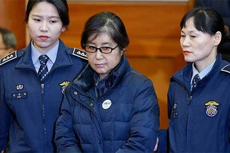 Intervention in State Affairs, South Korea's former president's prisoner was 20 years old    Seoul:-Former South Korean President Park Go...