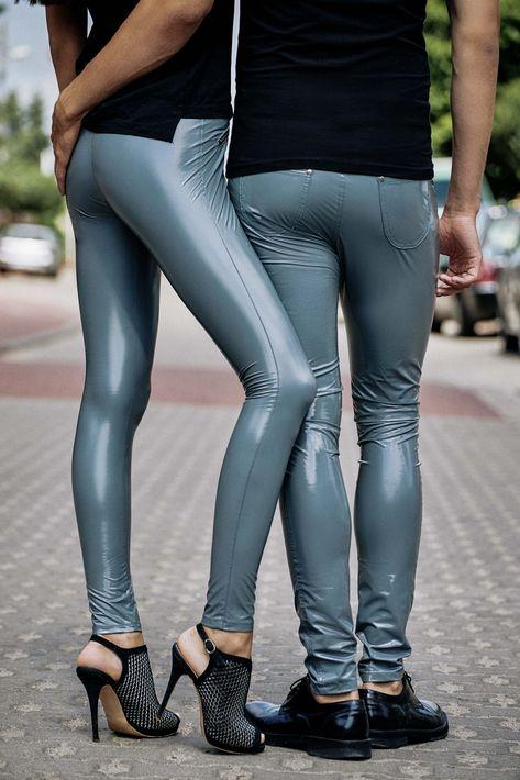 De 214 beste afbeeldingen van Shiny Skinny jeans in 2020