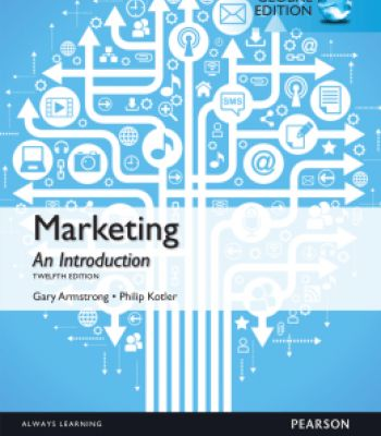 Marketing Pdf Marketing An Introduction Marketing Pdf Book Marketing