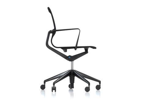 Vitra Meda Bureaustoel.Bureaustoelen Brokx Projectinrichting In 2020 Bureaustoel