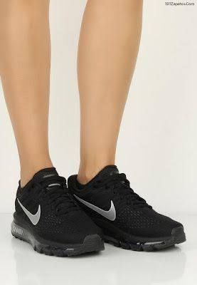 zapatos nike hombre negras