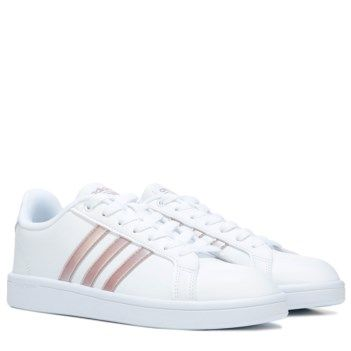 Women's Cloudfoam Advantage Stripe Sneaker | Sneakers ...