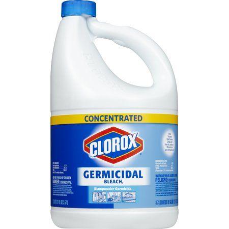 Household Essentials Clorox Bleach Cleaning Bleach