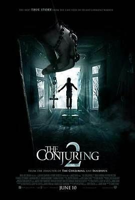 "THE CONJURING 2 Movie Poster 27x40/"" Theater Size Licensed-NEW-USA"