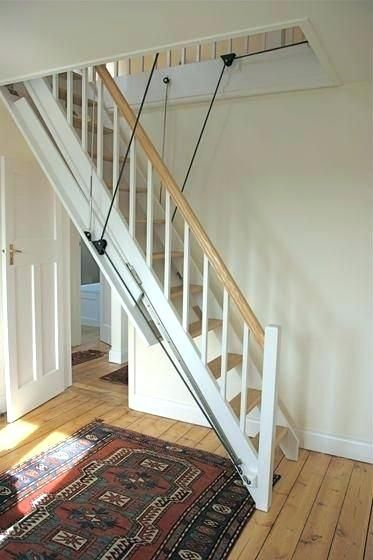 Heavy Duty Attic Stairs Pull Down Image Result For Attic Pull Down Stairs Home Decor Pull Down Attic Stairs Heavy Duty House Stairs Attic Stairs Attic Remodel