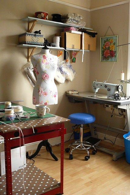 Workroom Nearly Finished Sewing Room Design Sewing Table My Sewing Room Living room to sewing room