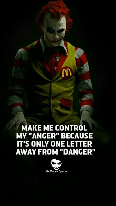 23 Joker quotes that will make you love him more Dont underestimate anyone… u neva know wat they goin thru @ that moment…