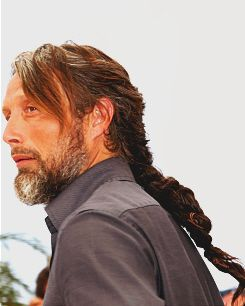 Mads mikkelson with really cool viking braid hair actor loves mads mikkelson with really cool viking braid hair actor loves pinterest viking braids mads mikkelsen and anthony hopkins ccuart Images