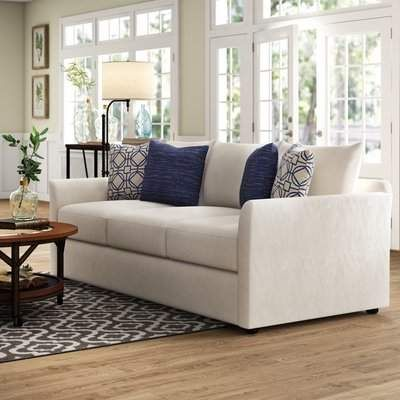 Awesome Hattiesburg Parchment Sofa Home Interior And Landscaping Mentranervesignezvosmurscom