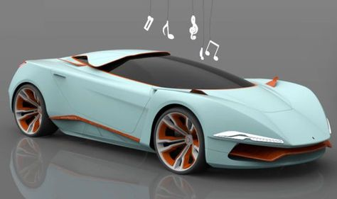 After So Many Elegant Concept Cars That We Introduced You With On  Autochunk, Here Is Another Concept That Is Not Only Eye Catching.