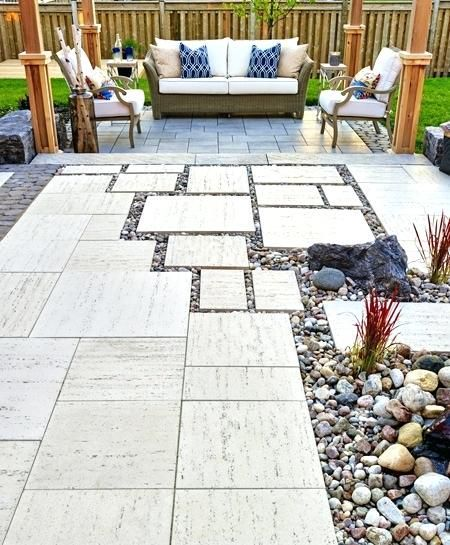 Patio Slab Ideas Brilliant Patio Slabs Design Ideas Best Ideas