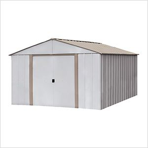 Oakbrook 10 X 14 Ft Steel Storage Shed