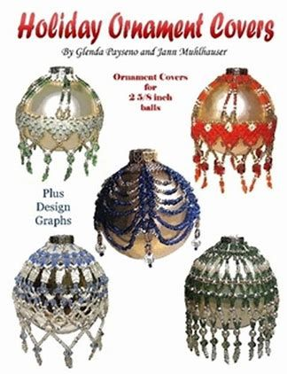 Free Beaded Christmas Ornament Cover Patterns To Print Bing
