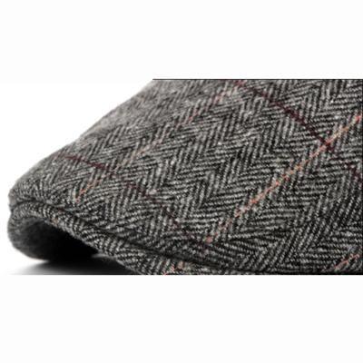 QZqDQ Donut Unisex Fashion Knitted Hat Luxury Hip-Hop Cap