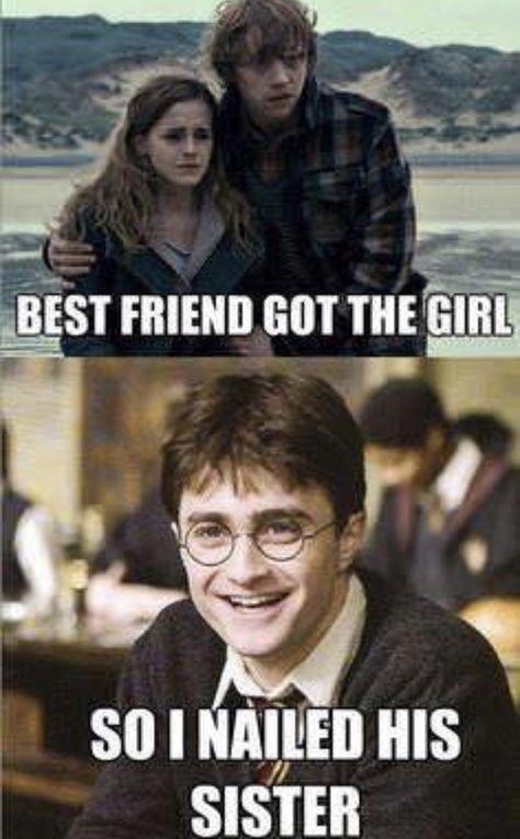 18 Very Dumb Harry Potter Memes For The Sirius-ly Obsessed - Memebase - Funny Memes