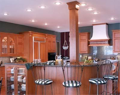 Kitchen Island Ideas With Support Posts kitchen island with support beams ideas | re: pictures of islands