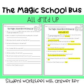 The Magic School Bus All Dried Up Magic School Bus Magic School Teaching Punctuation
