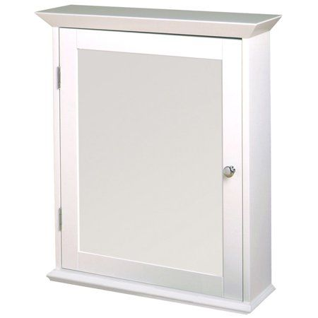 Zenith Products Corp Ww2026 Wall Mounted Bathroom Medicine Cabinet