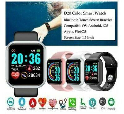 Bluetooth Smart Watch Men Sport Smartwatch Heart Rate In 2020 Smart Watch Smart Watches Men Wristband Design